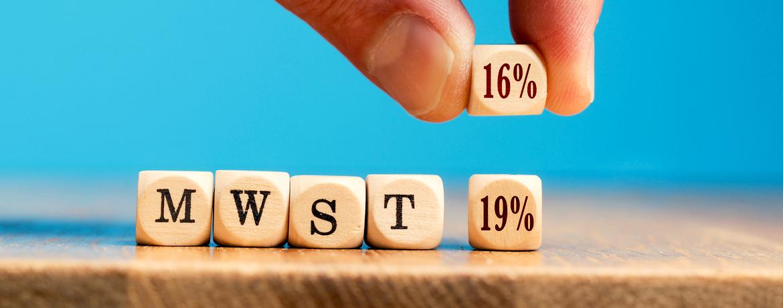Mehrwertsteuersenkung zum 01-07.2020